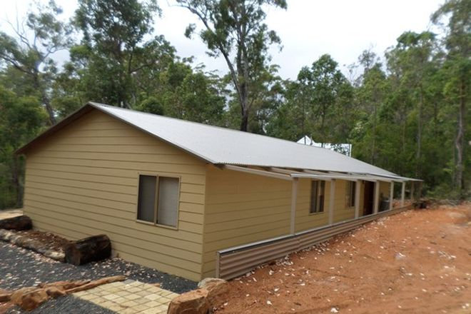Picture of Lot 69 Rainbow Trout Retreat, QUINNINUP WA 6258