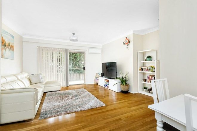 Picture of 9/247D Burwood Road, CONCORD NSW 2137