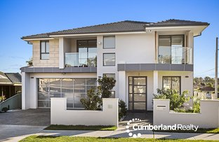 Picture of 43 BERKELEY STREET, South Wentworthville NSW 2145