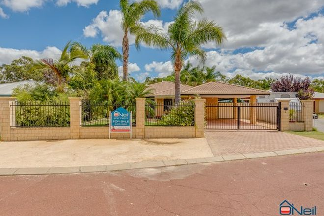 Picture of 7 Floret Court, SEVILLE GROVE WA 6112