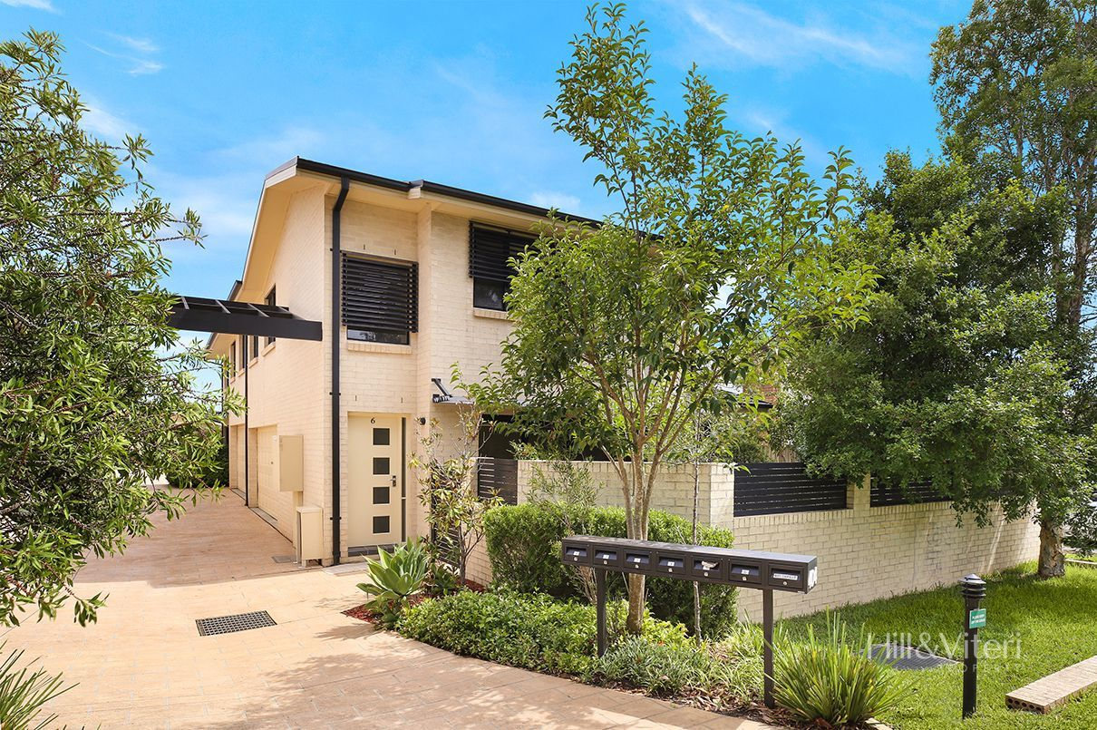 6/404 Forest Road, Kirrawee NSW 2232, Image 0