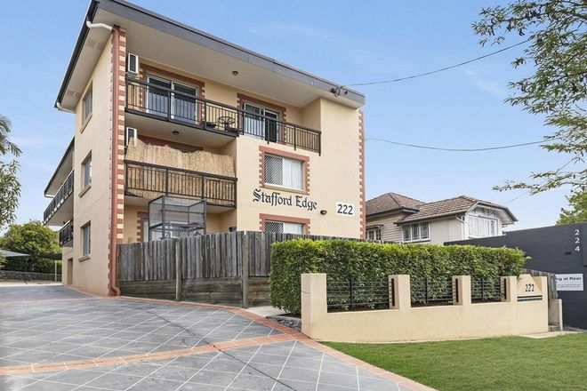 Picture of 3/222 Stafford Road, STAFFORD QLD 4053