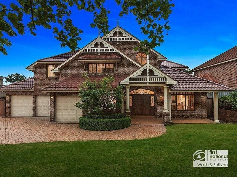 10 Carrbridge Drive, Castle Hill NSW 2154, Image 0
