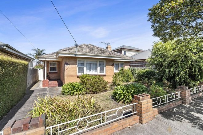 Picture of 177 Autumn Street, GEELONG WEST VIC 3218