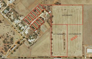Picture of Lot 6 Clement Street and Huddleston Road, Crystal Brook SA 5523