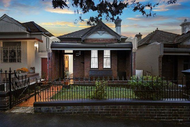 Picture of 8 Alexandra Road, GLEBE NSW 2037