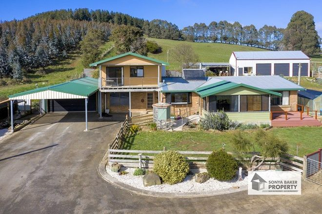 Picture of 23 Smarts Hill Road, MOUNT HICKS TAS 7325
