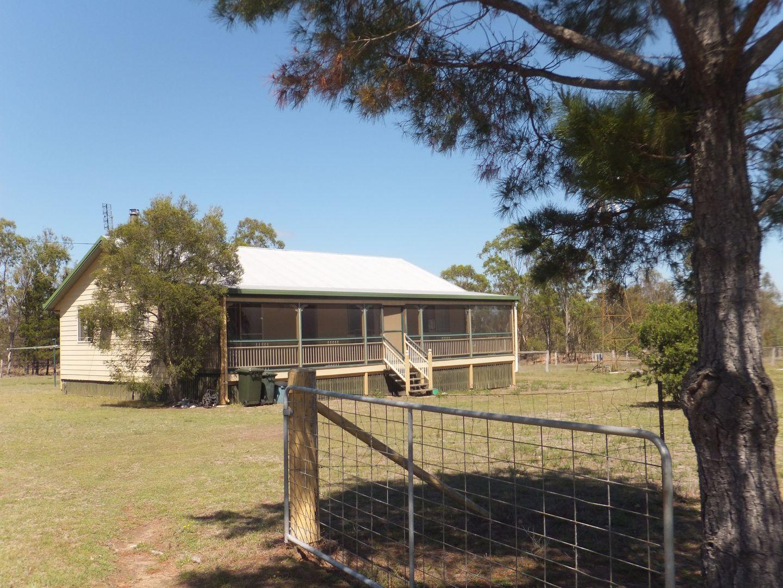 Yankee Gully Road, Deuchar QLD 4362, Image 1
