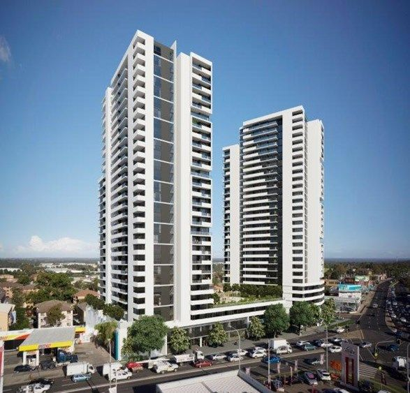 2802/420 Macquarie Street, Liverpool NSW 2170, Image 1