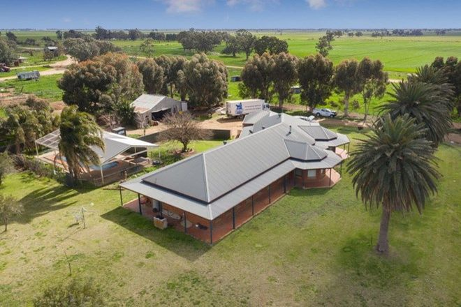 Picture of 614 Nullubooma Rd, WAKOOL NSW 2710