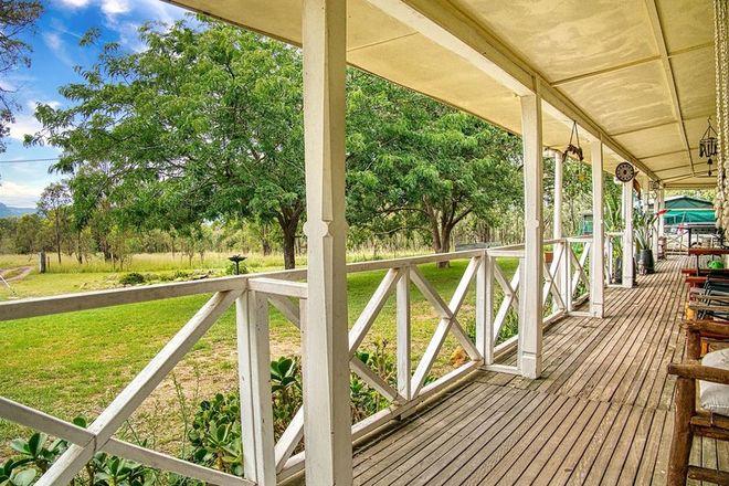 Picture of Jinarimba/2652 Glen Alice Road Bogee, RYLSTONE NSW 2849