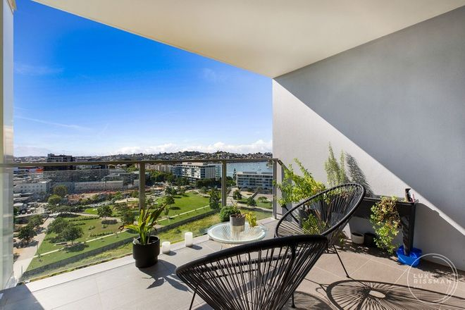 Picture of 1203/30 Festival Place, NEWSTEAD QLD 4006