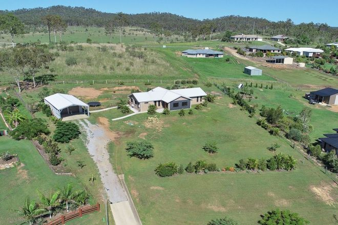 Picture of 26 Jillaroo Close, BENARABY QLD 4680