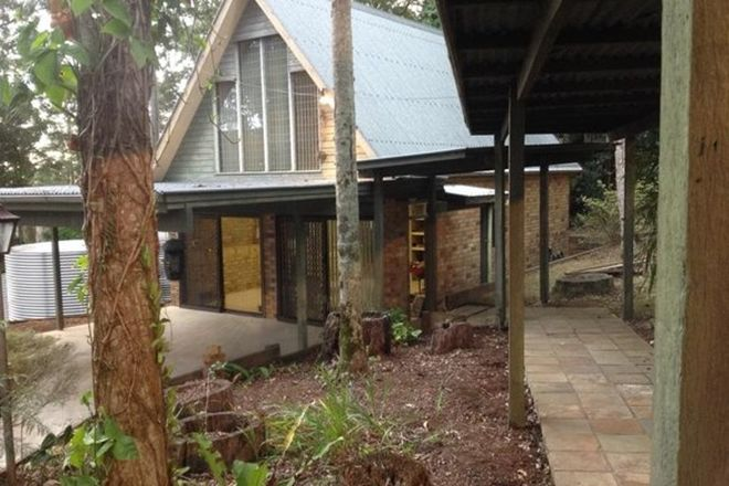 Picture of 221 Forestry Road, MOUNT NEBO QLD 4520