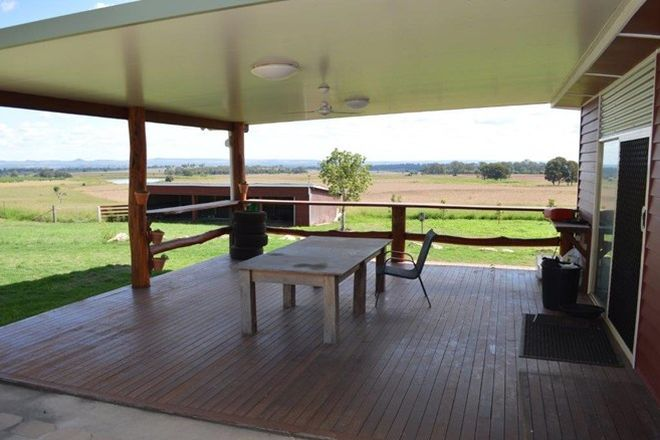 Picture of 1069 Gayndah Road, MERLWOOD QLD 4605