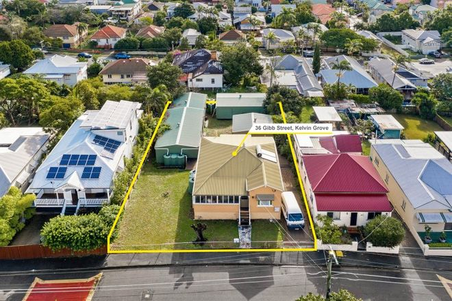 Picture of 36 Gibb Street, KELVIN GROVE QLD 4059