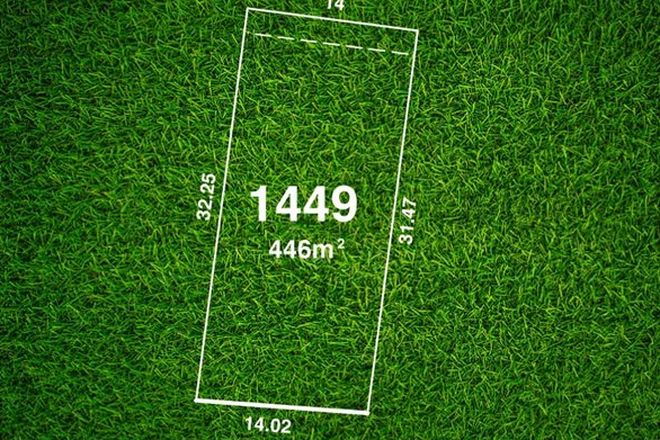 Picture of Lot 1449 Strawflower Circuit, GREENVALE VIC 3059