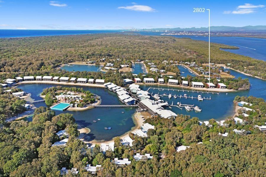 2802 Marina 1 Bed Apt, Couran Cove Resort, South Stradbroke QLD 4216, Image 2