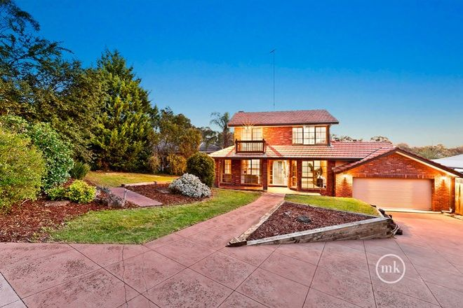 Picture of 48 Sunnyside Crescent, WATTLE GLEN VIC 3096