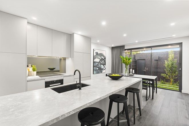 Picture of 105B Victoria Road, HAWTHORN EAST VIC 3123