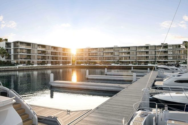 Picture of Unit 10/Ground Floor Harbour One, SANCTUARY COVE QLD 4212
