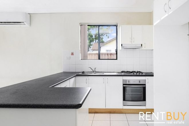 Picture of 20/162 William Street, GRANVILLE NSW 2142