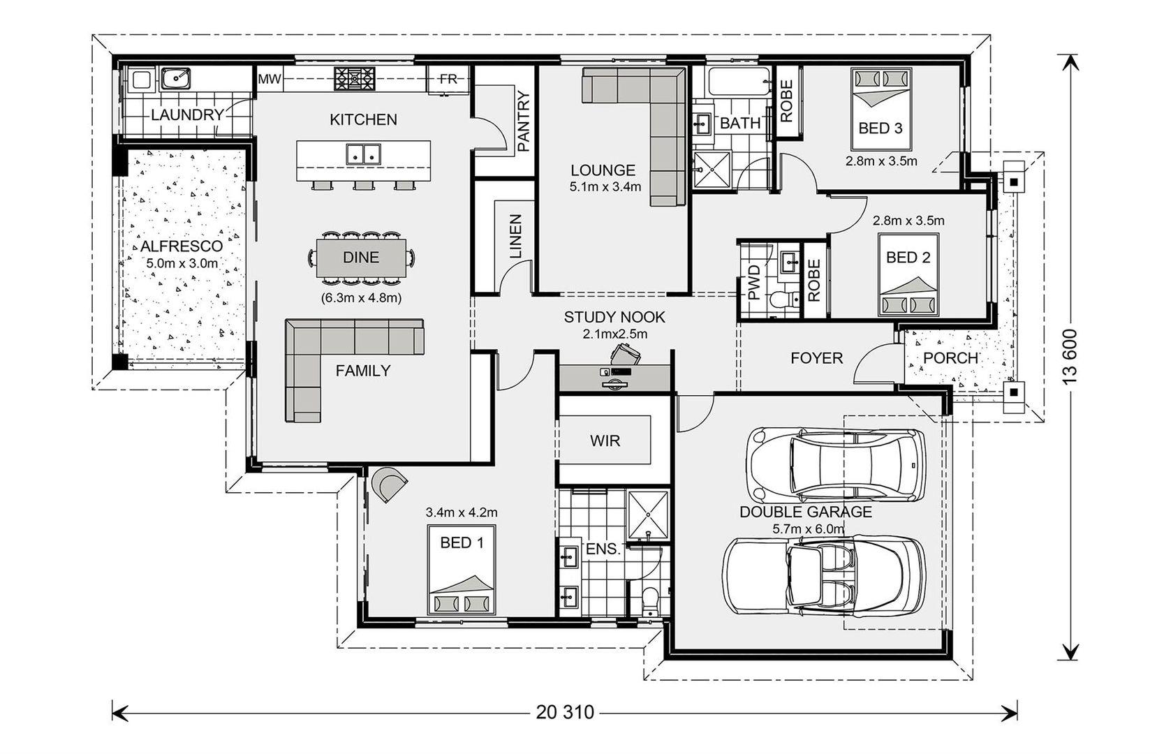 Lot 182 Premier Drive, Kingaroy QLD 4610, Image 1