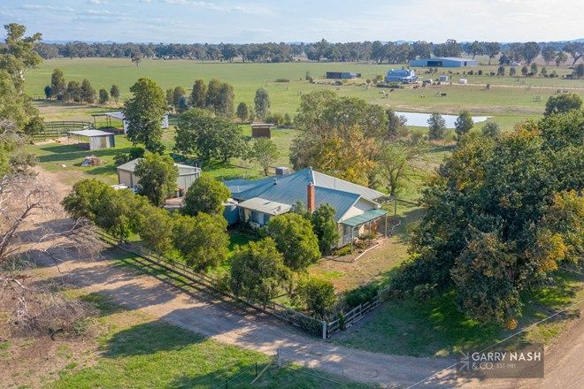 Picture of 214 Reillys Lane, OXLEY VIC 3678