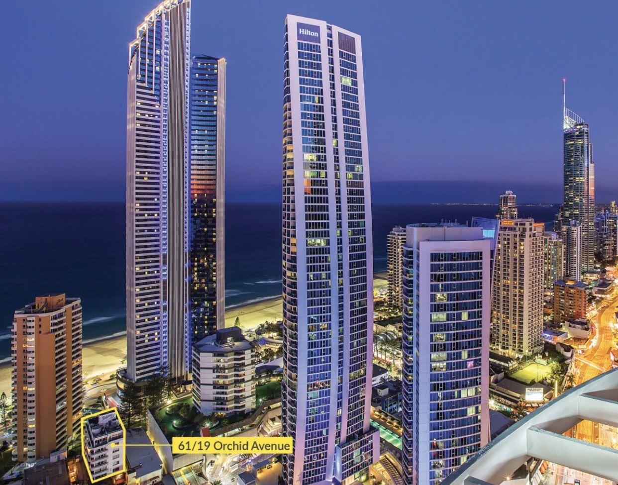 Unit 61/19 Orchid Avenue, Surfers Paradise QLD 4217, Image 0