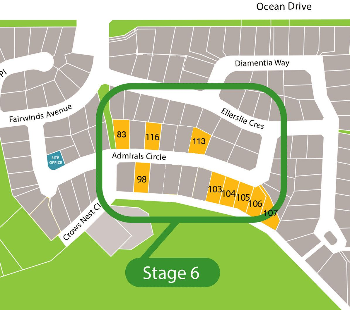 Lot 98 Admirals Circle, Lakewood NSW 2443, Image 2