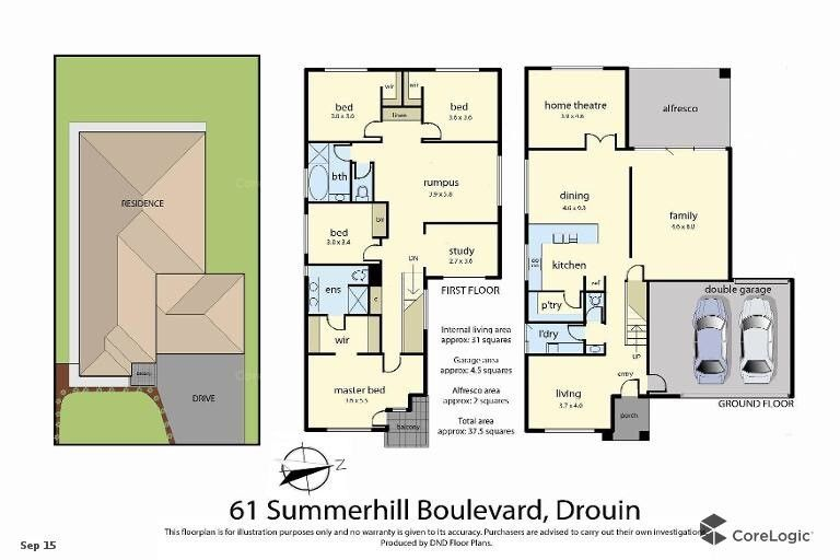 61 Summerhill Boulevard, Drouin VIC 3818, Image 12