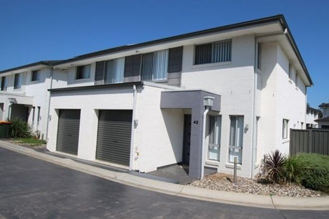 Picture of 42/30 Australis Drive, ROPES CROSSING NSW 2760