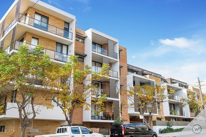 Picture of 104/1-15 West  Street, PETERSHAM NSW 2049