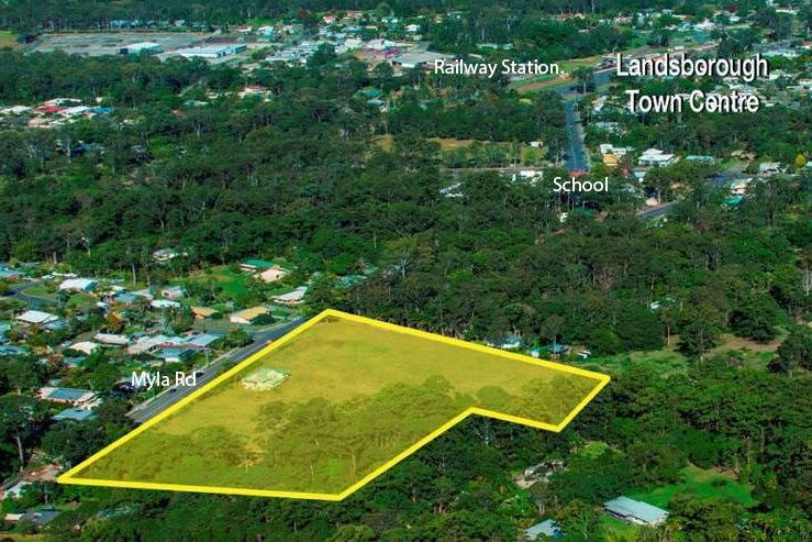 Lot 8 Echidna Court, Landsborough QLD 4550, Image 1