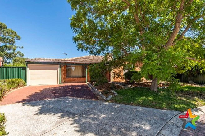 Picture of 8 Woolcock Court, ASHFIELD WA 6054