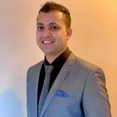 Praveen Pant, Sales representative