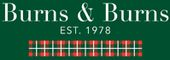Logo for Burns & Burns Real Estate