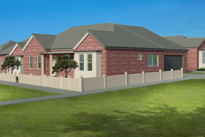 Picture of 1/402 Gregory Street, SOLDIERS HILL VIC 3350