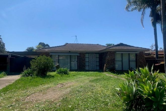Picture of 27 Gadara Drive, SOUTH PENRITH NSW 2750