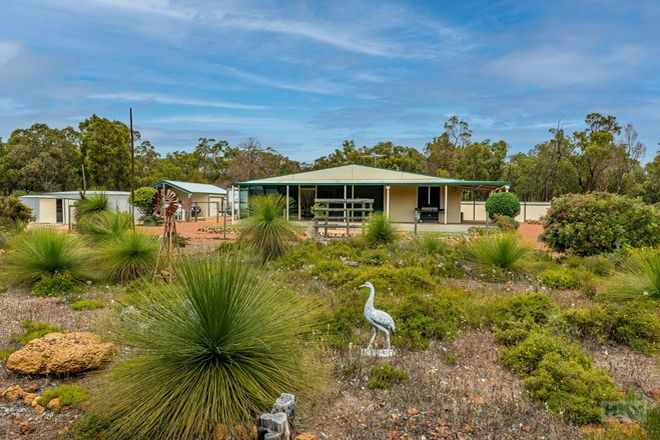 Picture of 45 Leschenaultia Drive, CHITTERING WA 6084