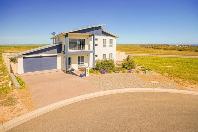 Picture of 9 Stableford Court, PORT HUGHES SA 5558