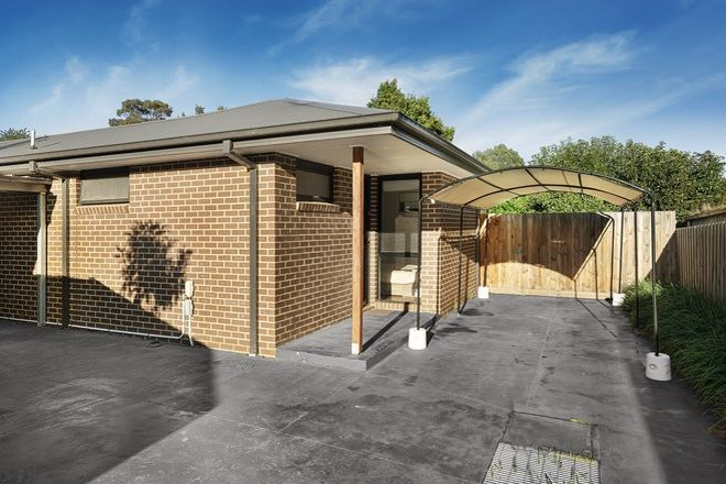Picture of 2/101 Barmah Drive West, WANTIRNA VIC 3152