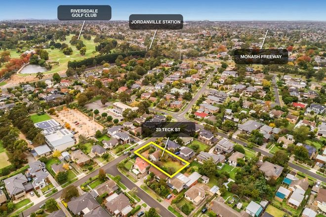 Picture of 23 Teck Street, ASHWOOD VIC 3147