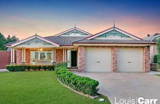 Picture of 17 Hotham Avenue, Beaumont Hills NSW 2155
