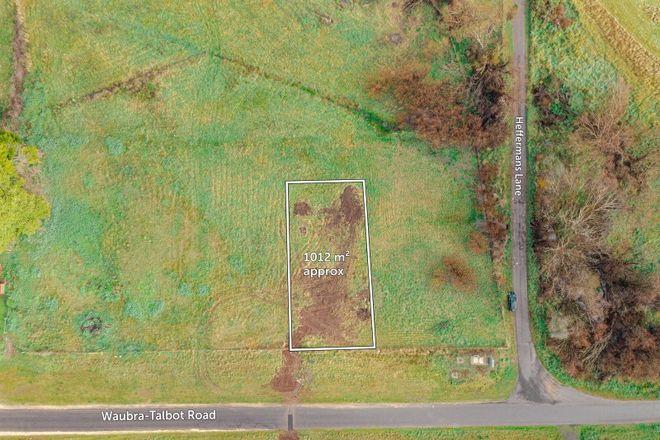 Picture of 5 Talbot Waubra Road, WAUBRA VIC 3352