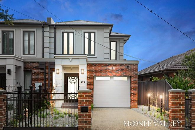 Picture of 47A Wood Street, AVONDALE HEIGHTS VIC 3034