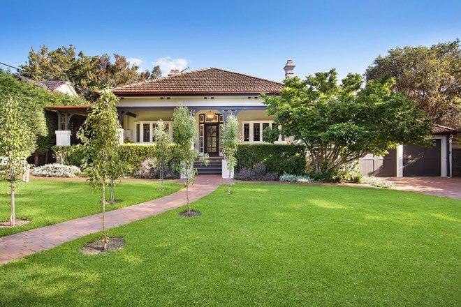 Picture of 10 Bareena Avenue, WAHROONGA NSW 2076