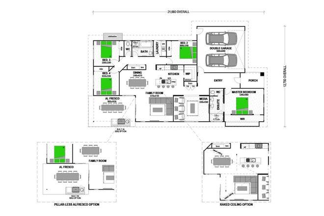 Picture of LOT 205 Davidson's Estate, BELIVAH QLD 4207