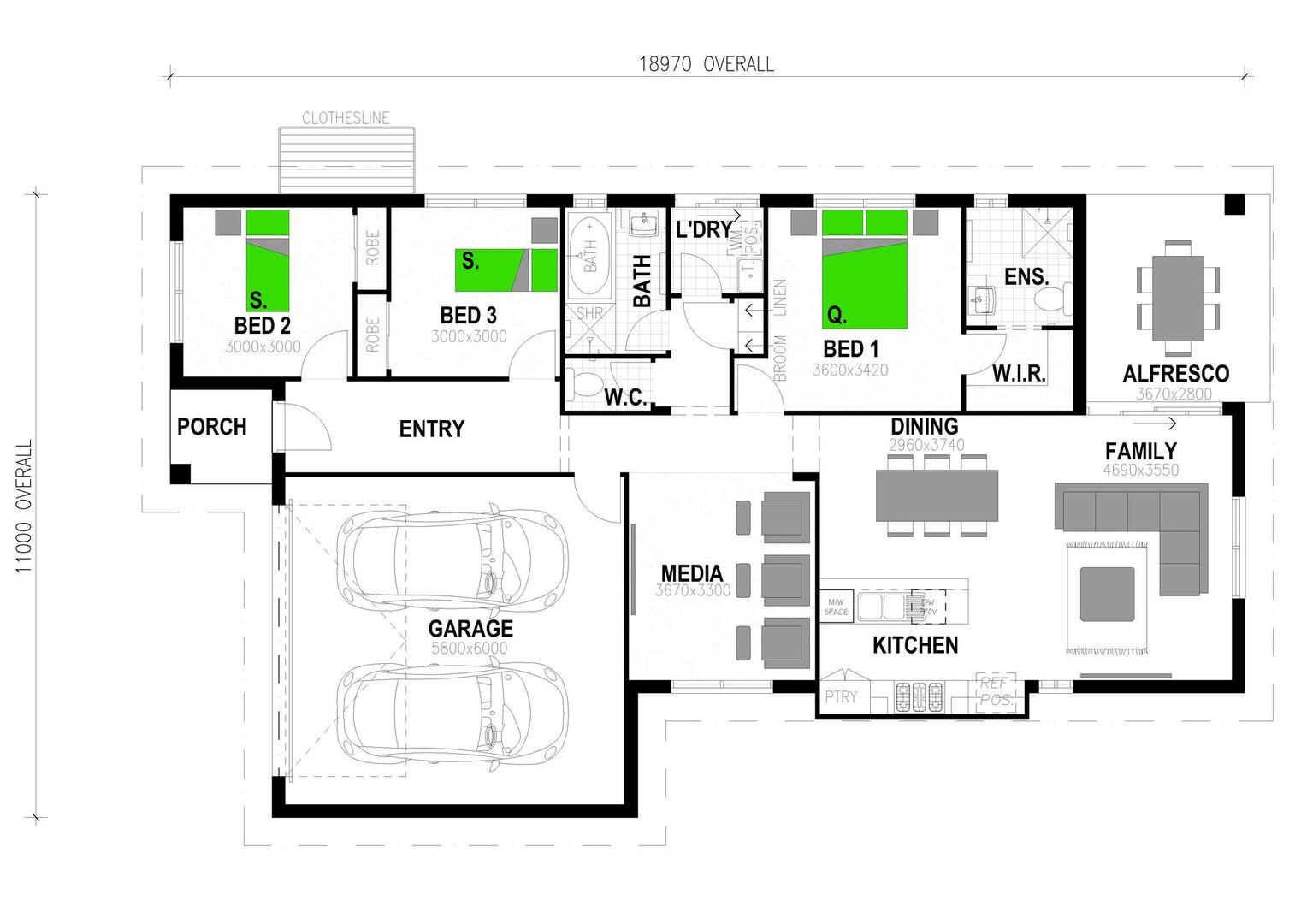 "Lot 24 Gillett Place ""BRUCKNER HILL ESTATE"", Boonah QLD 4310, Image 1"