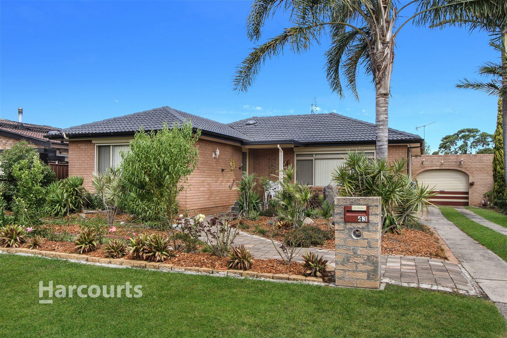 43 Palmer Avenue, Kanahooka NSW 2530, Image 0